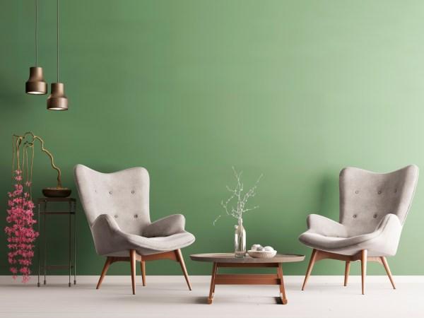 culoarea verde