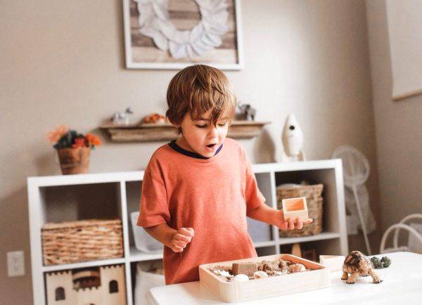 stilul Montessori