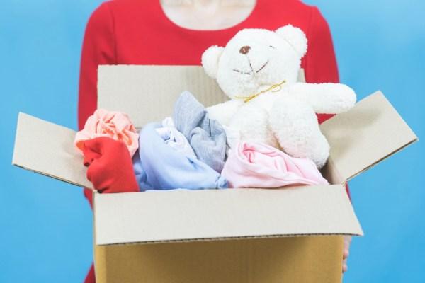 recicleaza hainele bebeluslui