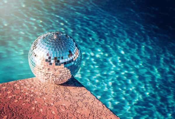 disco ball din cd-uri vechi