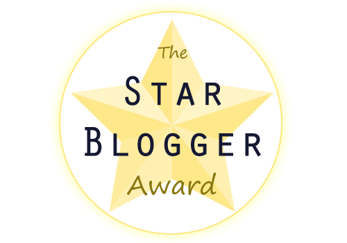 The Star Blogger Award by HowToAddict.com