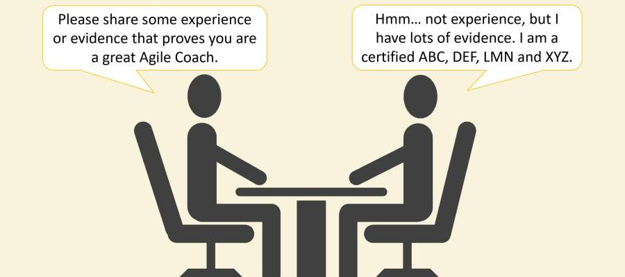 Agile Coach Interview