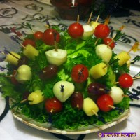 Food Plate Decorating Ideas & Gastronomy Gourmet Plate ...