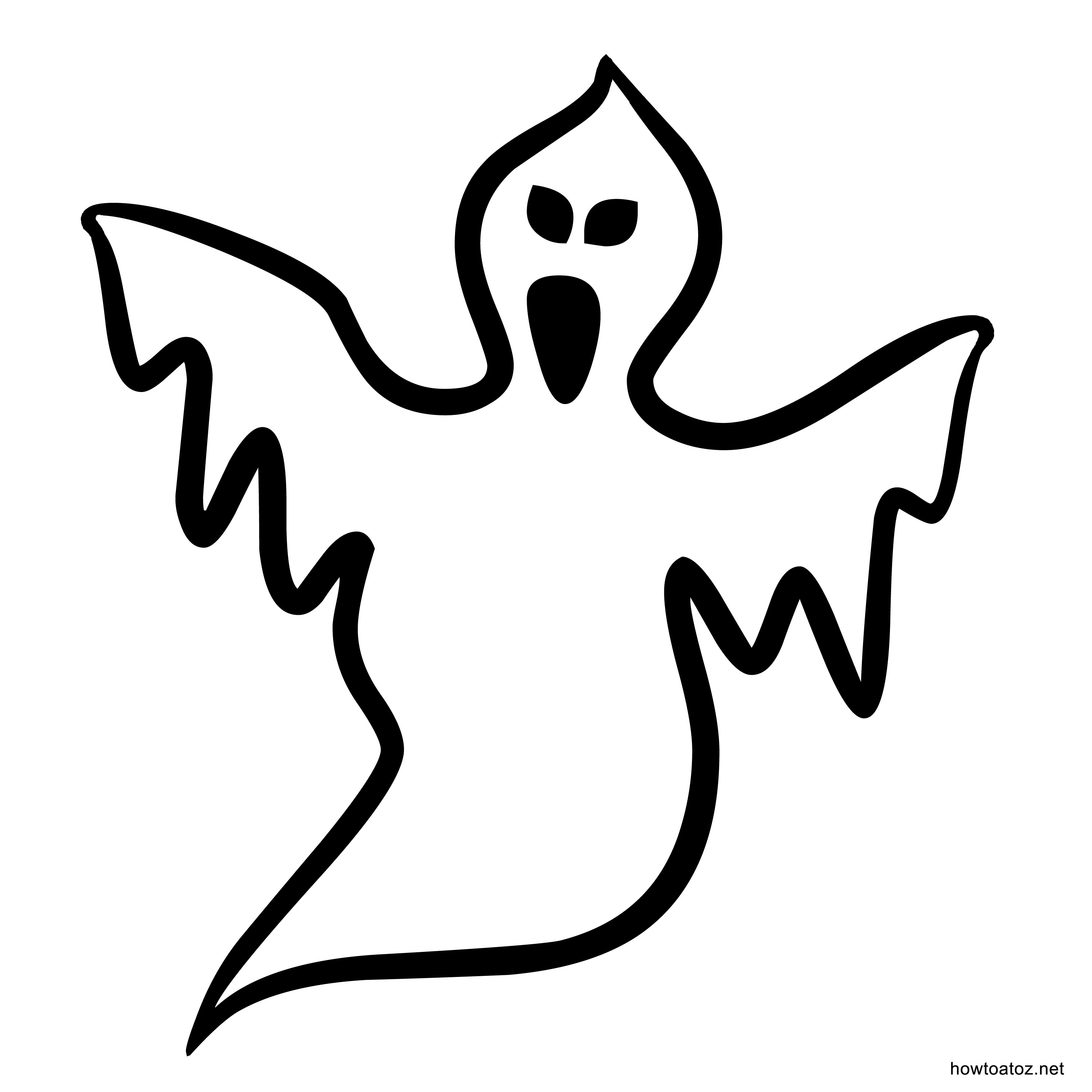 Halloween Decoration Stencils And Templates