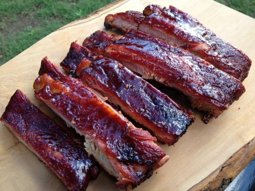 St. Louis Spare ribs