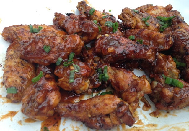 Caribbean Hot Wings