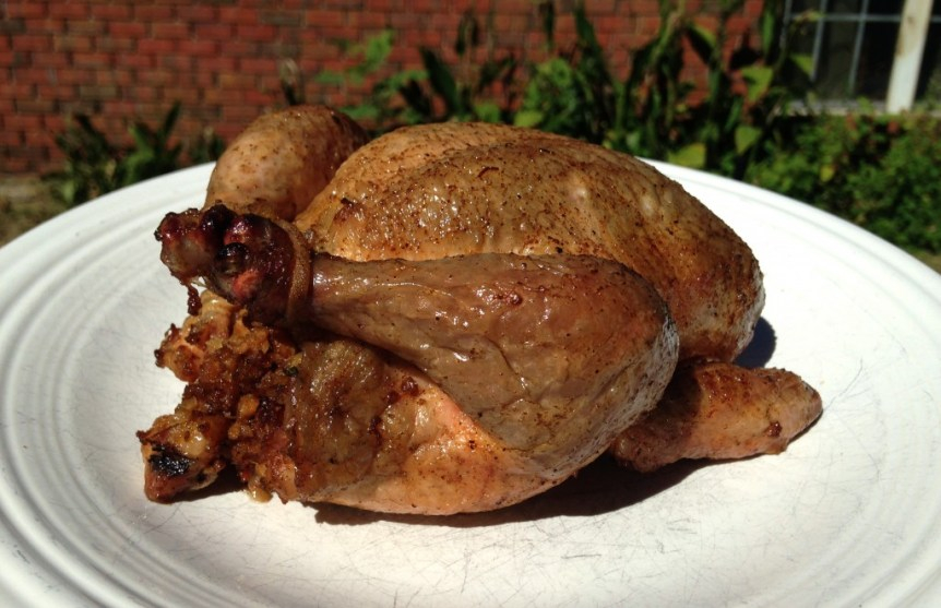 Smoked Cornish Game Hens
