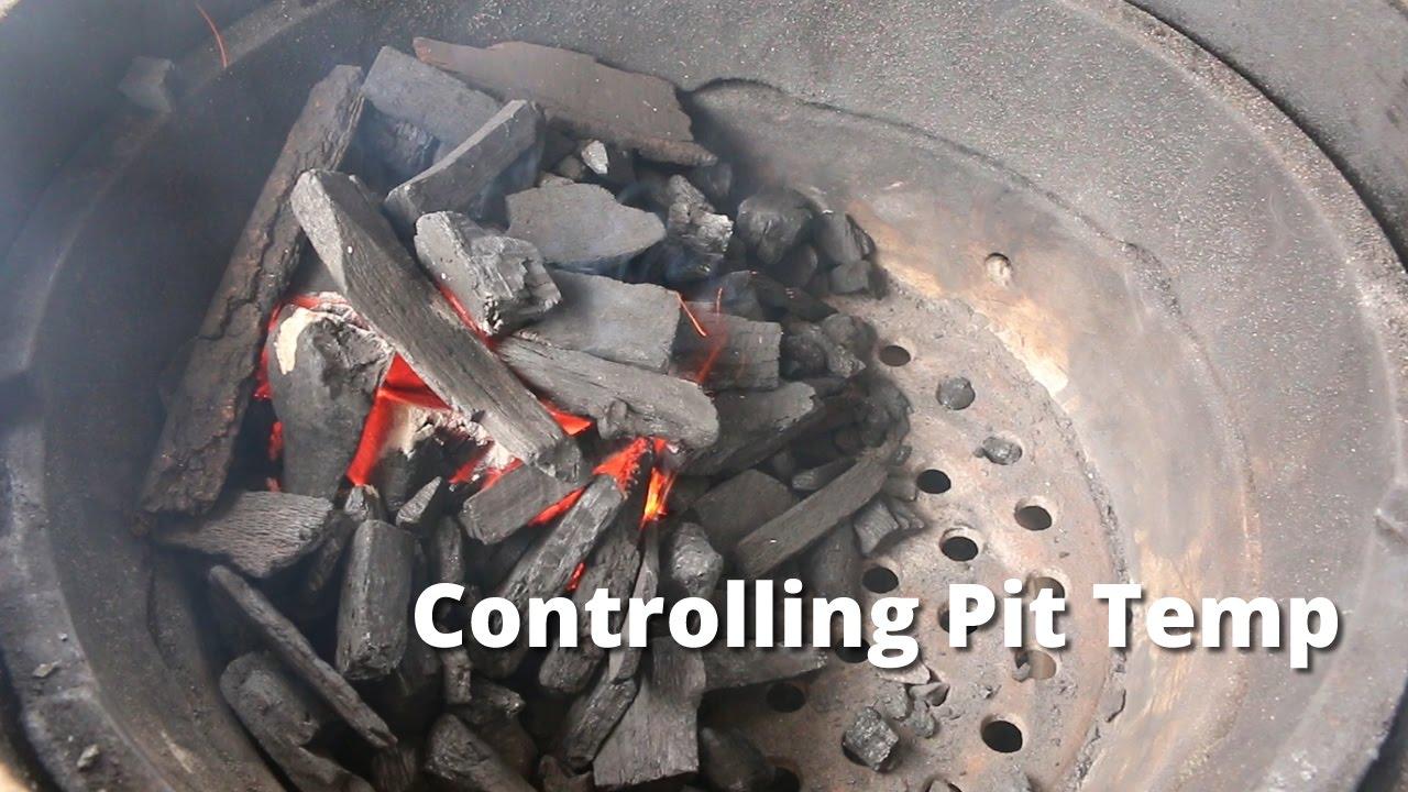 Smoker Temperature Control - Controlling Smoker Temp Tips