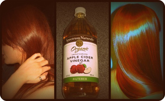 Apple Cider Vinegar For Shiny Red Hair How To Be A Redhead