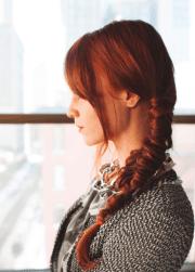 braids days redhead