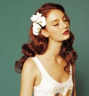 hairstyle - vintage 40s