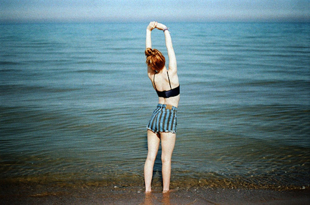 The Ultimate Swimsuit Guide for Redheads  How to be a Redhead