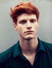 of hottest redhead men
