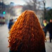 summer hair curly redheads