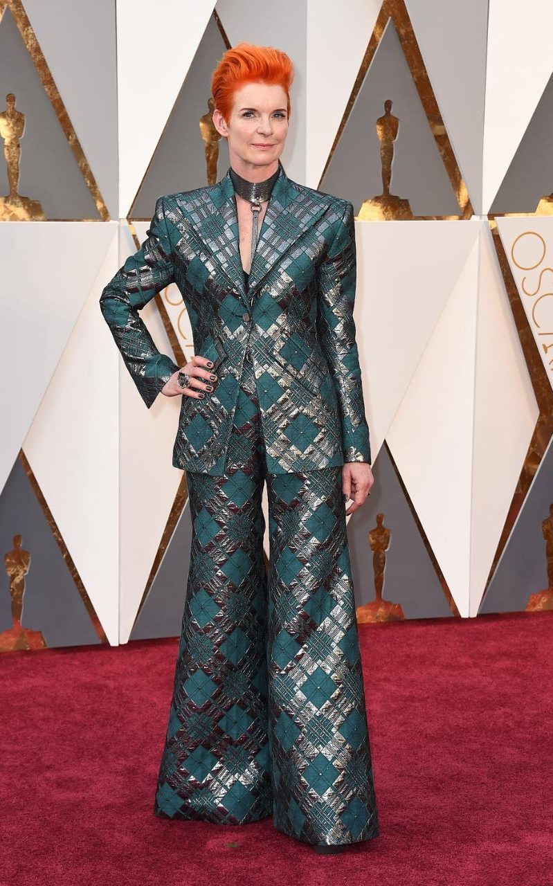 Full Recap Of Redheads On Red Carpet 2016 Oscars