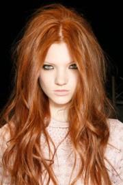 redhead runway models