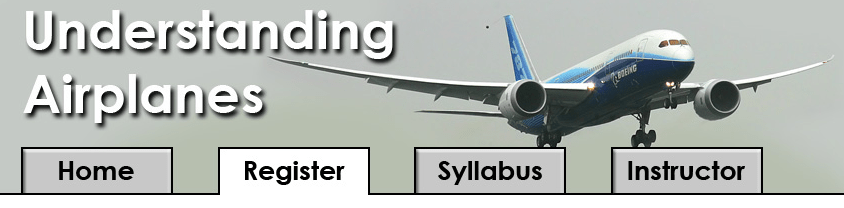 Understanding Airplanes course