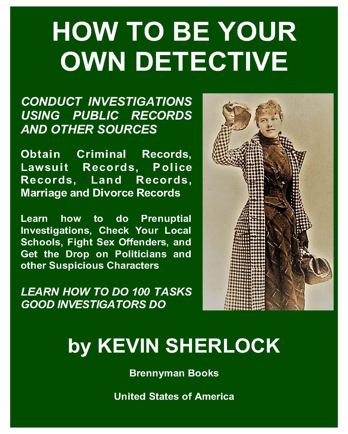 Complete crime handbook investigation investigator sex