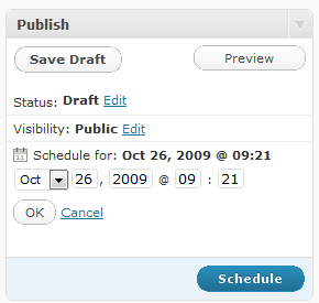 How to Schedule Your Blog Posts to Publish Later