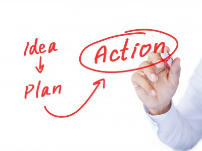 Do you have a vision or action plan for your blog business?