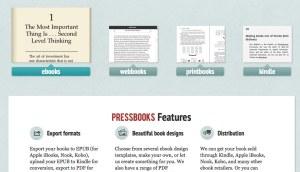 pressbooks-frontpage