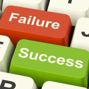 Will you succeed or fail at your blogging efforts?