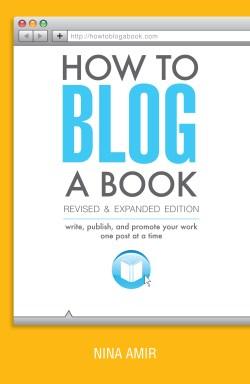 blog a book challenge