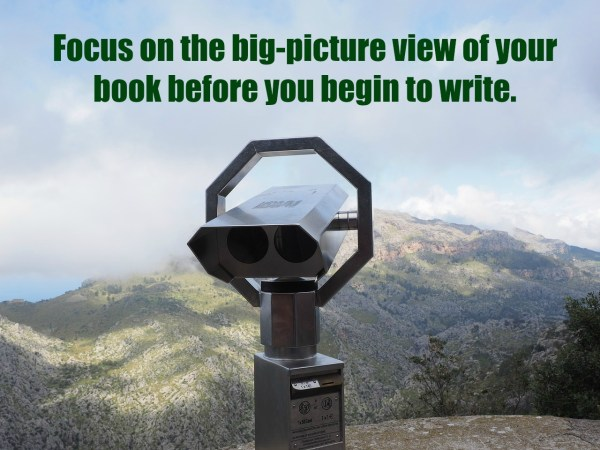 get clear about your book idea before you write