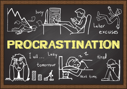 6 Ways to Stop Procrastinating and Start Blogging