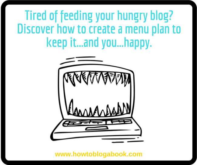 feed your blog
