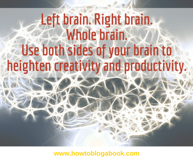 blog with your whole brain