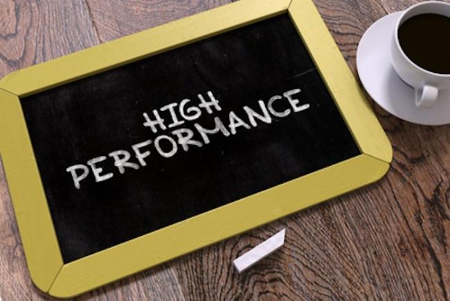 High Performance Blogger