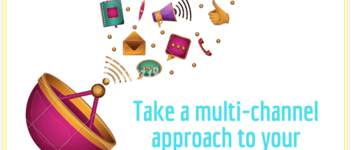 How to Take a Multi-Channel Approach to Your Social Media Sharing