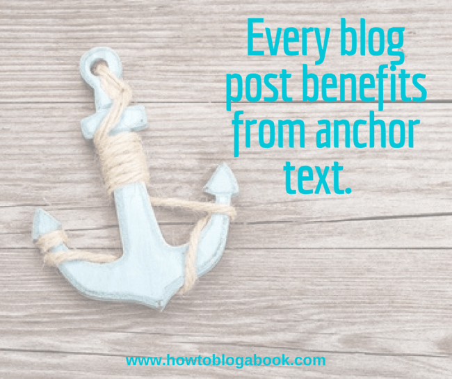 anchor texts and hyperlinks