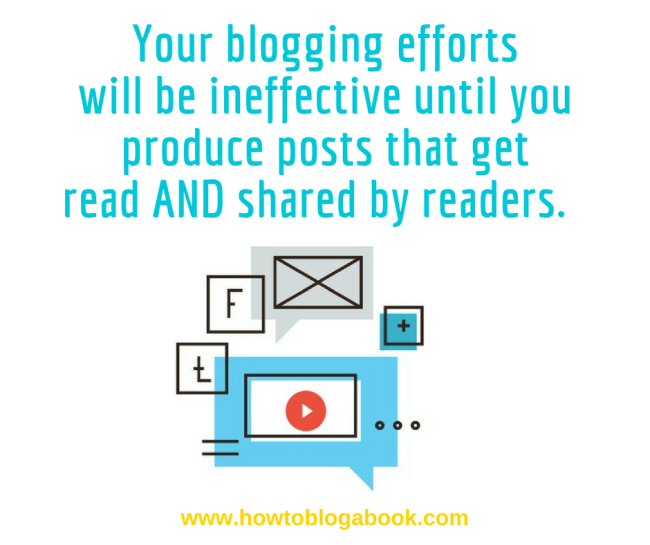 reader engagement--share posts