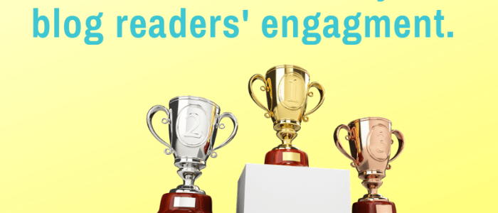 5 Contest Ideas Sure to Engage Your Blog Readers