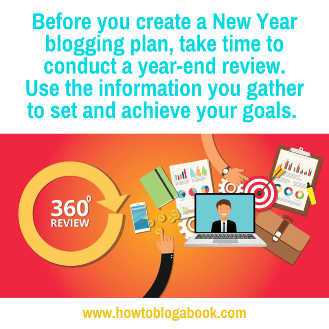 end of year blog goal assessement for setting New year Goals