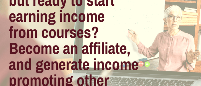 earn money with Udemy Affiliate program
