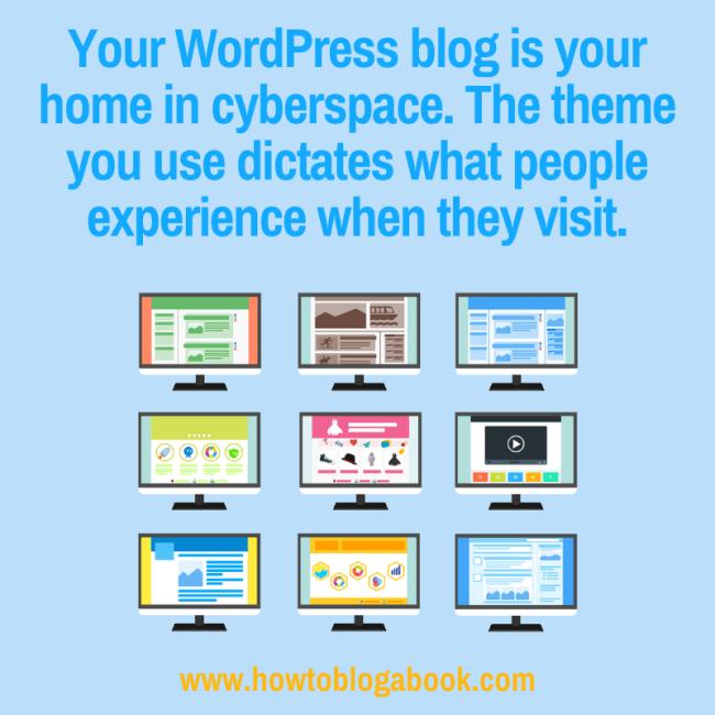 Choosing a WordPress Theme for Your Blog