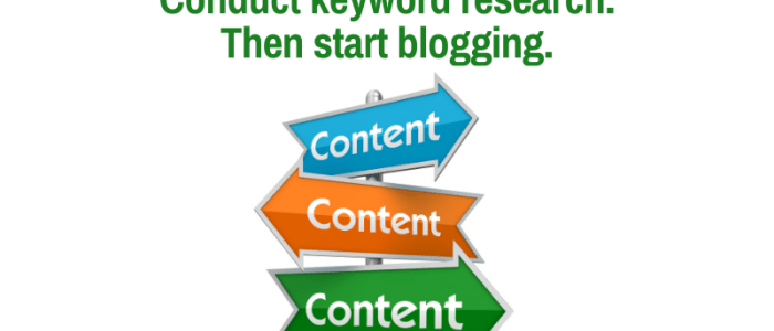 blog content marketing strategy