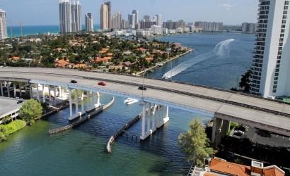 Overlooking Miami