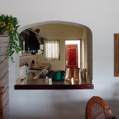 Pass Through Kitchen Window Diy Islands Doorway No Door Between And Dining