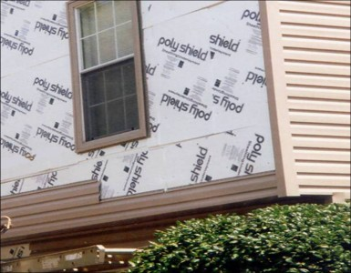 The Three Types of Insulation Used under House Siding  How To Build A House