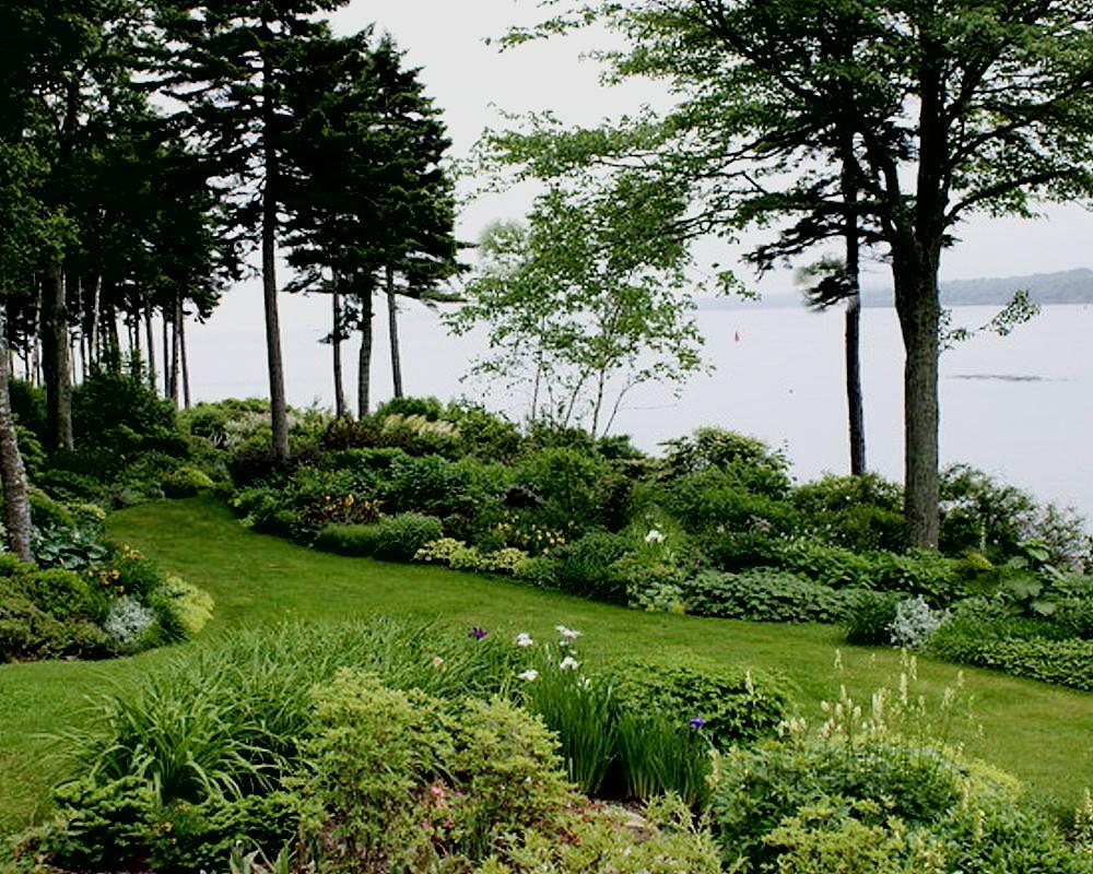 Vermont Fall Wallpaper Informal English Garden Vs Formal French Garden How
