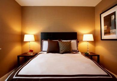 Warm Bedroom Colour Schemes
