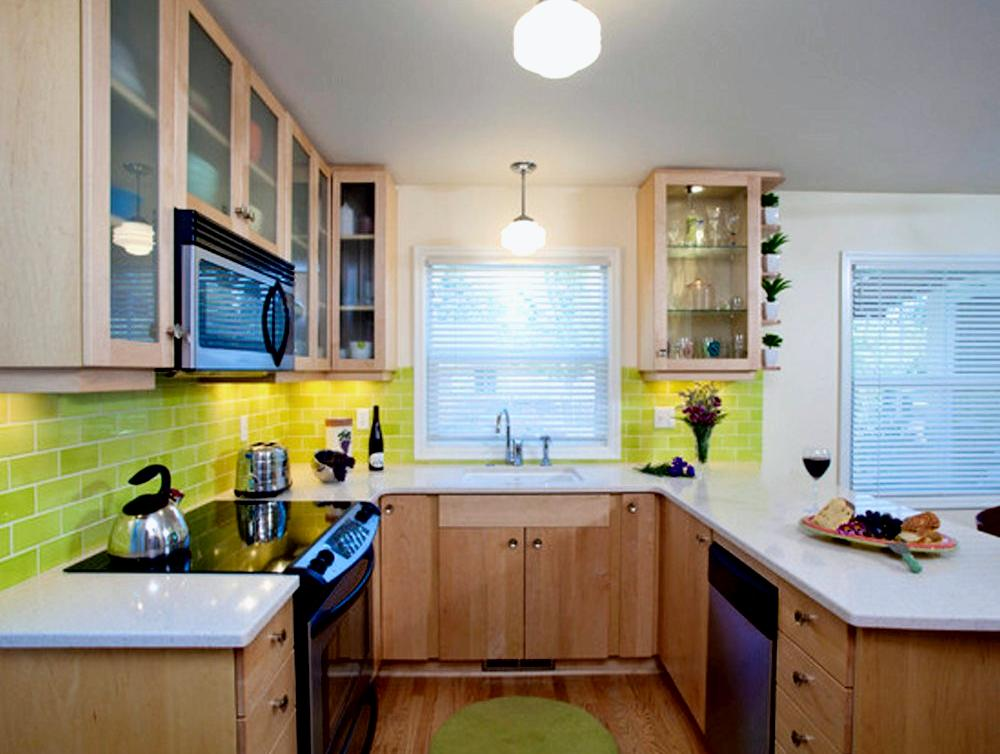 Small Kitchens  Planning And Design Tips  How To Build A