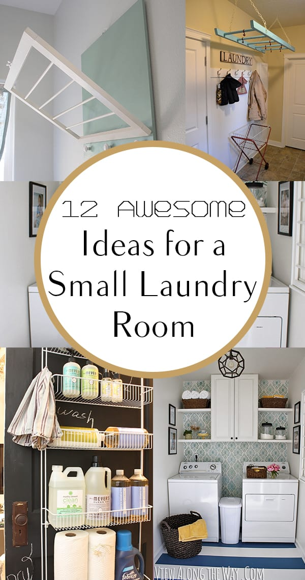 Modern laundry room storage cabinets · 2. 12 Awesome Ideas For A Small Laundry Area | How To Build It
