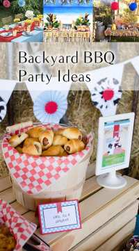 backyard bbq party ideas - Design Decoration