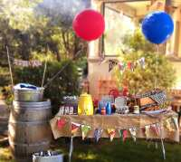 Backyard Bbq Party Decorations | www.pixshark.com - Images ...