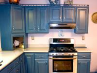 How to Spray Paint Cabinets | How To Build It